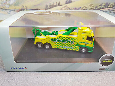 £21 • Buy 76VOL08REC Oxford Diecast 1:76 Scale Volvo FH Boniface Recovery Truck Manchetts