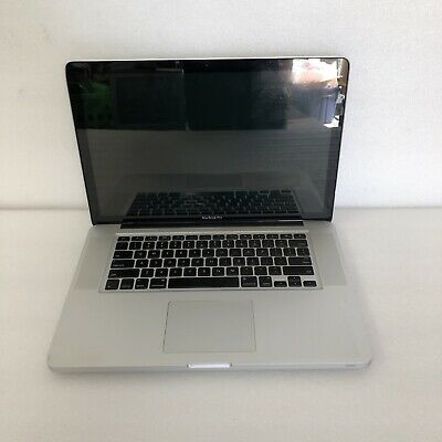 $84.92 • Buy Apple Macbook Pro 15  (Late-2008) C2D @2.4GHz, NO HDD, PARTS/REPAIR. NO POWER.
