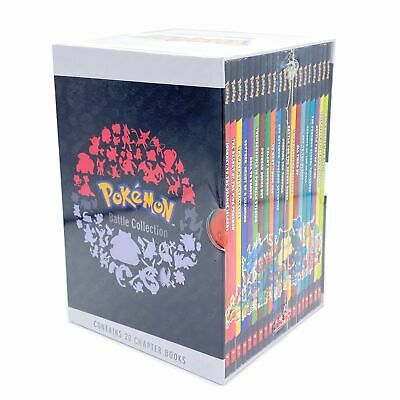 AU61.99 • Buy Pokemon Battle Collection 20 Chapter Books - 100% Official Gift Box