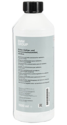£9.95 • Buy Genuine BMW Engine Coolant Antifreeze G48 Blue Concentrate 83512355290