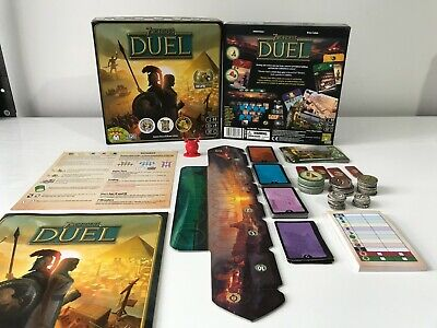 $ CDN26.40 • Buy  7 Wonders Duel Board Game 2 Player Strategy Board Card Game English Version