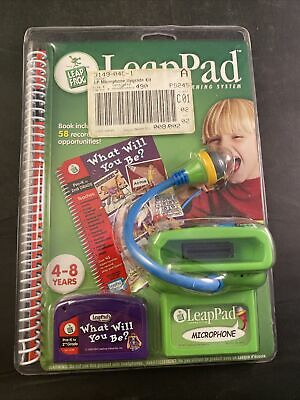 £9.70 • Buy Leap Frog Microphone Upgrade Kit - LeapPad Learning System - New