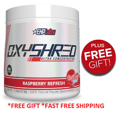 AU62.10 • Buy Ehplabs Oxyshred Ehplabs Genuine Ehp Labs Products Oxy Shred + Gift