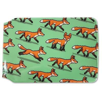 £3.95 • Buy Pixel Foxes Oyster Card Holder/Travelcard, Bus Pass Wallet
