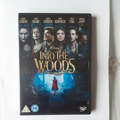 £2 • Buy Into The Woods DVD