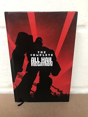 £39.99 • Buy Transformers The Complete All Hail Megatron Hardback Book Graphic Novel