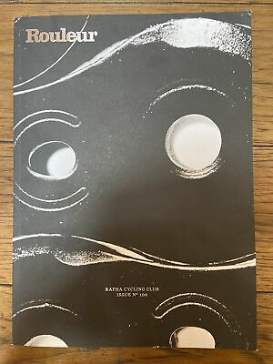 £14.99 • Buy Rouleur Magazine Issue 100 - Limited Edition Rapha Cycling Club RCC Cover Rare