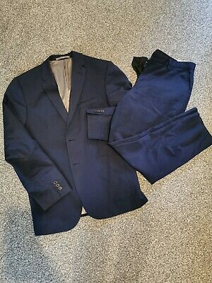 £20 • Buy Taylor And Wright Blue Suit, 42S, 36S, Mens
