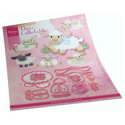 £12.29 • Buy Marianne Design Collectables Cutting Dies - Eline's Lamb COL1494