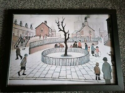 £7.99 • Buy L. S Lowry  The Tree  Framed Print