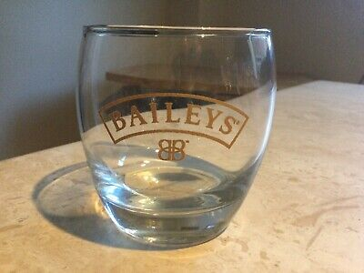 £5.99 • Buy Baileys Glass Gold Logo Nice Shape Sits In The Hand Very Comfortably VGC!