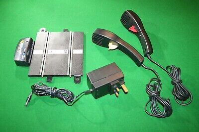 £9.99 • Buy Scalextric Power Base Straight, 2 Controllers, Power Supply C8217 Good Condition