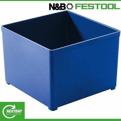 £12.48 • Buy Festool Plastic Containers Box 98x98/3 SYS1 TL 498040