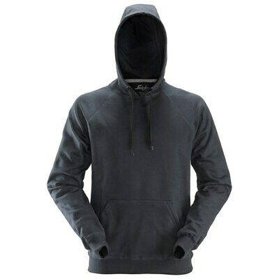 £59.95 • Buy Snickers Classic Hoodie 2800 Size Large Black Steel Grey NEW!