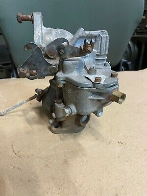 $125 • Buy M37 M43 WC Dodge G502 G741 Army Truck ETW1 Ball And Ball Carburetor