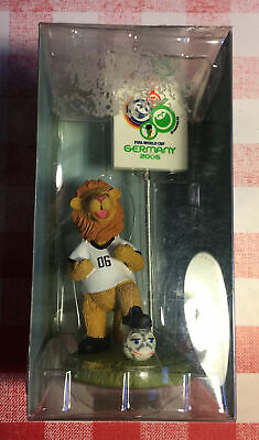 £6.99 • Buy Germany 2006 World Cup Mascot Photo Holder Brand New