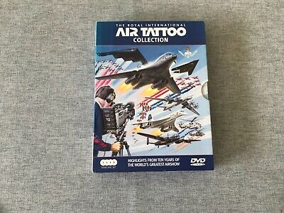 £19.99 • Buy The Royal International Air Tattoo UK Dvd In Very Good Condition