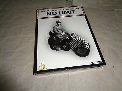 £11.99 • Buy NO LIMIT GEORGE FORMBY With SLIPCASE Dvd UK RELEASE NEW FACTORY SEALED