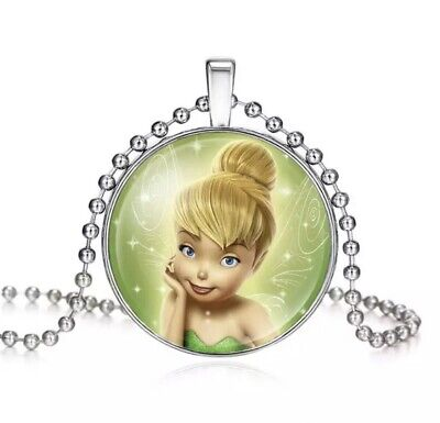 £4.25 • Buy Tinker Bell Necklace