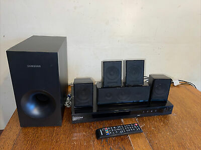 £125.99 • Buy Samsung HT-E350 5.1 Channel Home Theater System 330 Watts Output