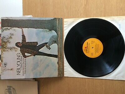 £30 • Buy Neil Young - Everybody Knows This.. UK Stereo Press Reprise Flipback LP