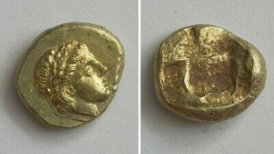 £615.67 • Buy Rare Grece Gold Coin ,EL Sixth-stater Or Hecte  ,IONIA. Phocaea- 2.50g.
