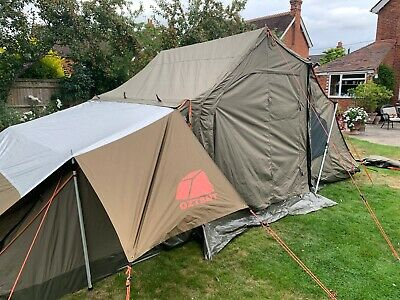 £1199 • Buy Oztent JV Special RV3 RV4 With Tagalong And Rain Fly.
