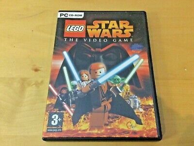 £4.55 • Buy Lego Star Wars The Video Game (PC CD-ROM)  Free Postage  #56