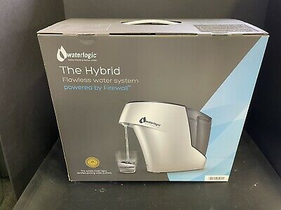 £106.19 • Buy Waterlogic The Hybrid Flawless Water System / Kit Firewall Pure WL-3279 New