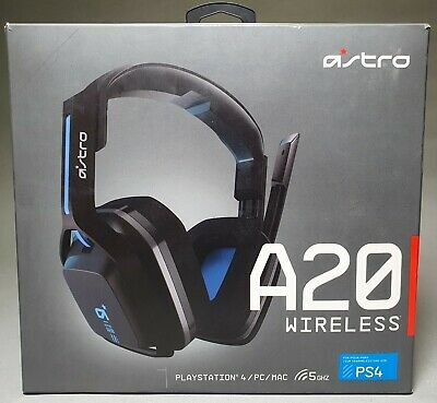 AU129 • Buy Astro A20 Wireless Gaming Headset For Ps4/ Pc