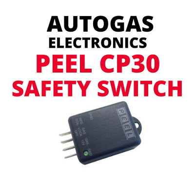 £18.53 • Buy Lpg In Cars - Peel Cp30 Safety Switch