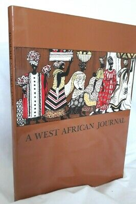 $36.92 • Buy A West African Journal By Mary Baskerville Sheets, Drawings By Millard Sheets