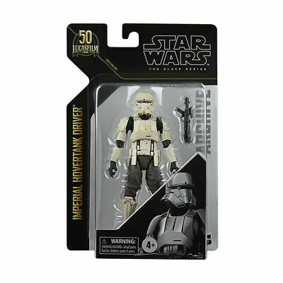 AU47.96 • Buy Star Wars The Black Series Archive Imperial Hovertank Driver 6 Inch Action Figur