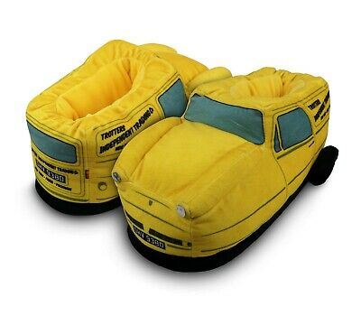 £17.99 • Buy Only Fools And Horses Del Boy Reliant Robin Regal Slippers UK Shoe Sizes 8-10