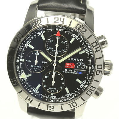 £2340.11 • Buy Chopard Mille Miglia 168992-3001 Date Chronograph Automatic Men's Watch_515452