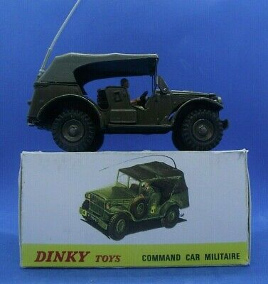 £45 • Buy French Dinky Copy 810 DODGE COMMAND CAR - Copy Of Rare French Dinky (DT2101)