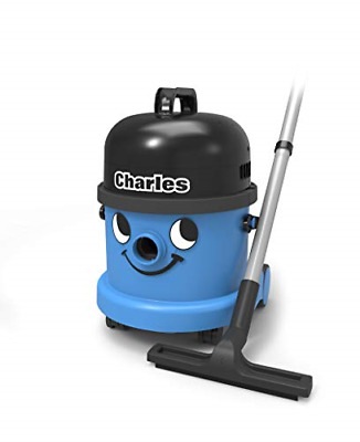 £188.60 • Buy Henry Charles Wet And Dry Vacuum Cleaner, 15 Litre, 1060 W, Blue