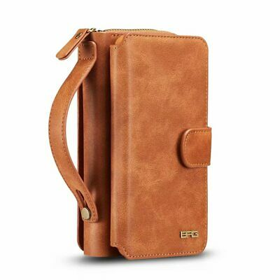 $ CDN22.45 • Buy Wallet For Samsung Galaxy S20 S10 9 8 Note 20 9 8 Card Slot Stand Case Leather