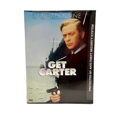 £10.58 • Buy Get Carter (1971) DVD Michawl Caine New