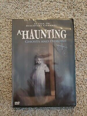 £10.61 • Buy A Haunting, Ghosts & Demons - As Seen On DVD