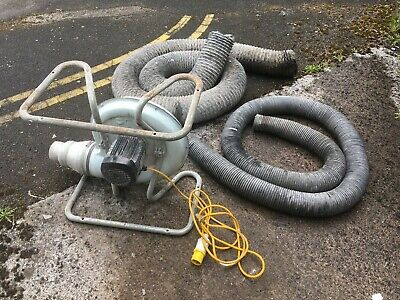 £150 • Buy Nederman Blower Fume Extractor With Some Ducting