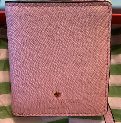 £25 • Buy Vgc Genuine Kate Spade New York Small Pale Pink Leather Purse
