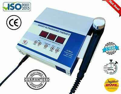 £164 • Buy Home Use DELTA SMART 3 Mhz Ultrasound Therapy Physiotherapy Continuous & Pulsed