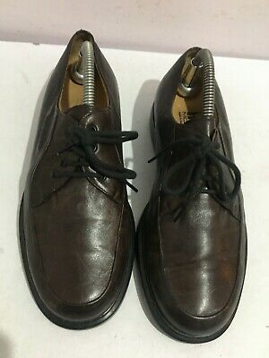 £39.99 • Buy Moreschi Italy Genuine Leather Size 6.5 Brown Lace Up Mens Gents Shoes Formal(zk
