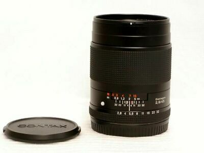 $ CDN1264.74 • Buy Contax 645 Carl Zeiss Distagon T 45mm F2.8 Wide Angle Prime Lens Excellent/Mint