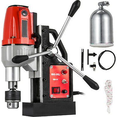 £229.99 • Buy VEVOR BRM35 240V 35mm Drill Magnetic Drilling Machine Rotabroach Type Commercial