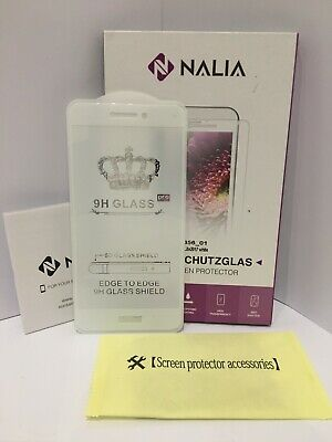 £1.99 • Buy  New In Box Nalia Glass Screen Protector 9h Glass 5d  For Huawei P8 Lite 2017