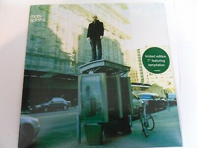 £8 • Buy Moby  Spiders   On Mute Label 2005 Limited Edition 7  Vinyl Mint