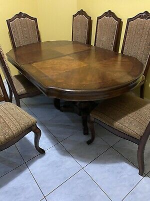 AU450 • Buy 8 Seater Dining Table And Chairs