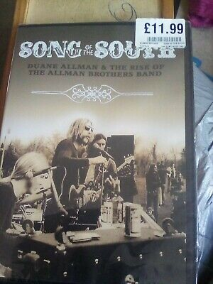 £9.50 • Buy The Allman Brothers Band: Song Of The South DVD (2013) The Allman Brothers Band